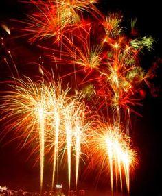 #Fireworks, Фейерверки.
