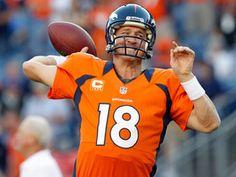 Peyton's back