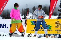Slide Back by Mt. Rose Ski Tahoe, via Flickr