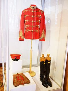 Military uniform of Emperor Nicholas II of Russia