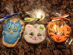 Character cookies!