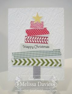 Stampin' Up! Tape It Christmas
