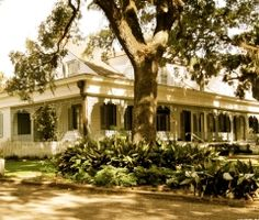 Haunted The Myrtles Plantation St. Francisville, La.:   Many of the country's haunted places are in the historic southern states, and ghost hunters have long designated the Myrtles Plantation as one of the nation's most haunted. The plantation, built in 1796 by General David Bradford, was reportedly built on a former Native American burial ground and when Whiskey Dave's workers discovered them, he ordered them burned. That in itself is enough to bring on restless spirits, they say.    The mos...