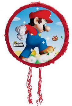 Mario party stuff