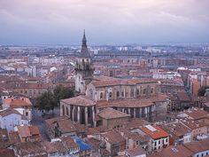 ***Los tejados en la Almendra Gótica de #Vitoria #Gasteiz #Euskadi #BasqueCountry #Alava