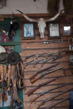 Wild Wild West Guns