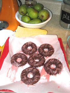 donut recip, mini donuts