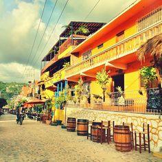 Downtown Sayulita