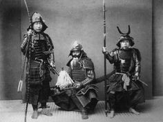 Samurai. Honor is Everything