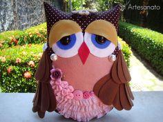 Ruffle Owl