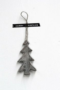 Wooden Christmas tree SOLD | CHRISTMAS [SALE] | WWW.ZINKENZO.NL