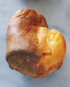 Orange Popovers Recipe