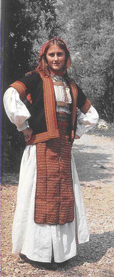 Costume of Albania