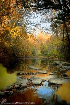 Branson, MO in Autumn. Beautiful.