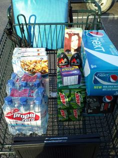 Harris Teeter Super Doubles 06/23/12...they were out of just about everything.........    Total Before Coupons $75.09  Total After Coupons $12.93