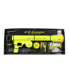 Love this K-9 Kannon Ball Launcher on #zulily! #zulilyfinds