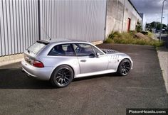 V8 Z3M Coupe. Much too expensive but just the thought 5.0L Z3M Coupe.