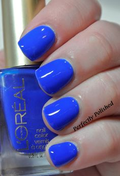 Perfectly Polished: Loreal Miss Pixie
