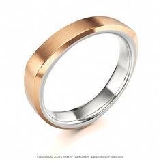 Triennium Wedding Ring for Men #wedding #band #men