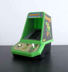 1980's Frogger game:)