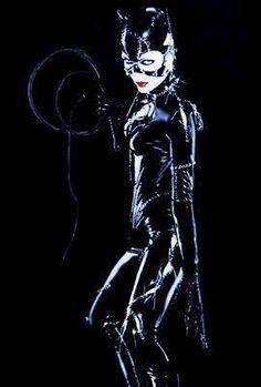 1992- Batman Returns premieres with Michelle Pfeiffer as Catwoman