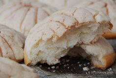 Sweet Conchas! : Pati's Mexican Table