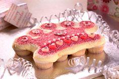 Princess Crown Pull Apart Cupcakes