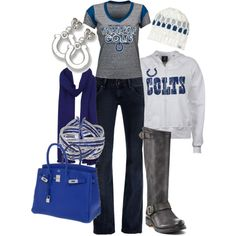 Women's Colts Style