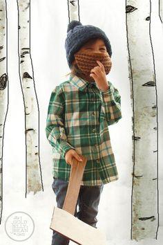 DIY Lumberjack Halloween Costume DIY Halloween DIY Costume