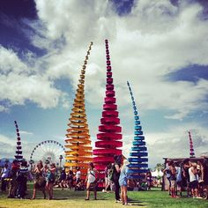 Coachella - I have to go to this one day!