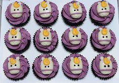 dphie unicorn cupcakes