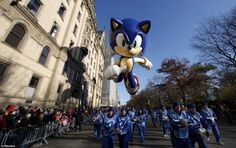 The 85th Annual Macy's Thanksgiving Day Parade -  Navid Baraty