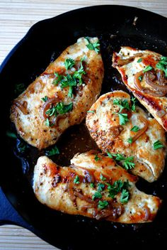 Chicken with honey beer sauce