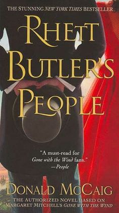 Rhett Butler's People, Donald McCraig