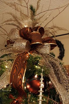 Natural Tree Topper
