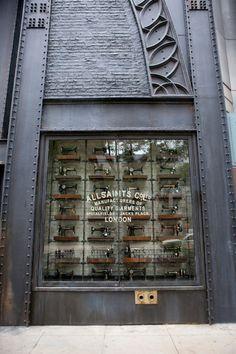 AllSaints Spitalfields at Michigan Avenue, Chicago