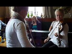 Norwegian Music on Hardanger fiddle