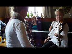 Norwegian Music on Hardanger fiddle