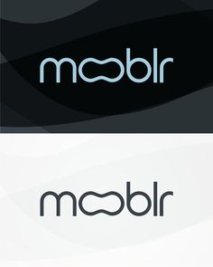 mooblr, e-commerce theming and application company logo design