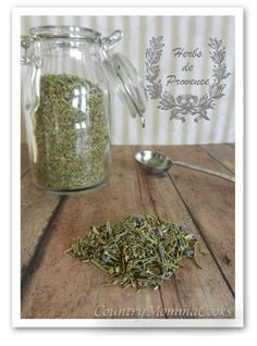 Herbs de Provence  @CountryMommaCooks