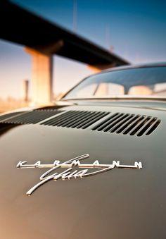 Karmann Ghia.