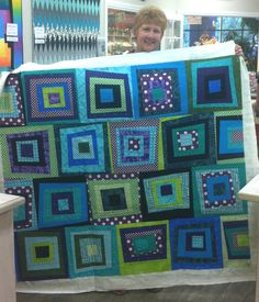 Solids every other round Quiltique Fall Teaching Schedule – More Modern Classes Coming Up!