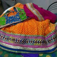 ghagra choli women style indian outfit authent dress chaniya choli