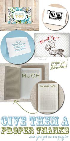 adorable #thankyou #cards thankyou card