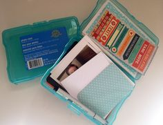 Another Super Project Life Organization Idea (especially if you scrapbook on-the-go).
