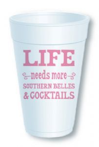 Southern Belles Cups