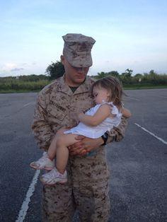 USMC Daddy ♥