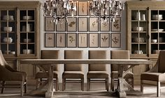 Dining Room | Restoration Hardware