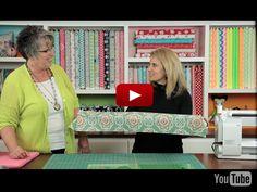 Riley Blake Designs presents Terry's Invisible Seam Technique Video