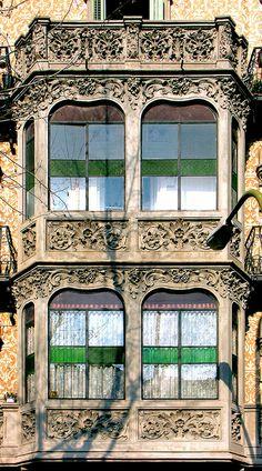 Urgell street 095 | Arch: Maurici Augé i Robert, Barcelona (Catalonia)